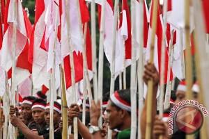 10.000 warga Ternate ikut Apel Nusantara Bersatu