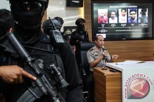 Gelar Kasus Terorisme