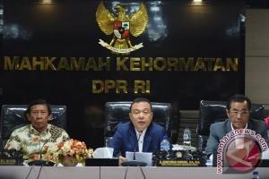 MKD Berhentikan Ketua DPR