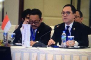 Delegasi DPR debat dengan parlemen negara lain soal definisi migrant workers