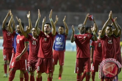 Menang agregat 4-3, Indonesia ke final Piala AFF 2016