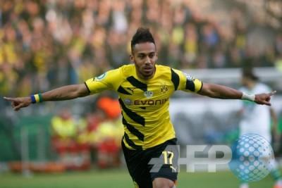 Aubameyang pencetak gol terbanyak Liga Jerman