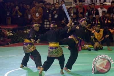 Pencak Silat World Championship begins officially