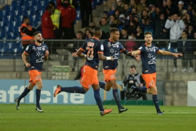Montpellier jungkalkan PSG 3-0