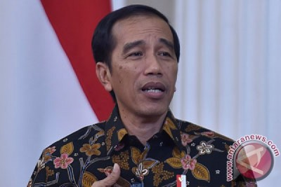 "Cuitan Presiden Jokowi jadi ""Tweet Emas 2016"""