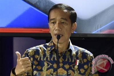Presiden Jokowi tegaskan segera bangun kembali Aceh