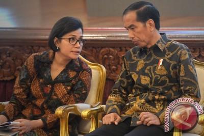 President Jokowi hands over development budget allocation lists