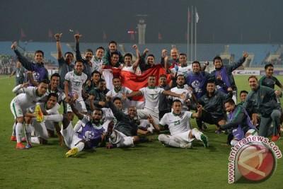 Timnas Indonesia langsung latihan sepulang dari Vietnam