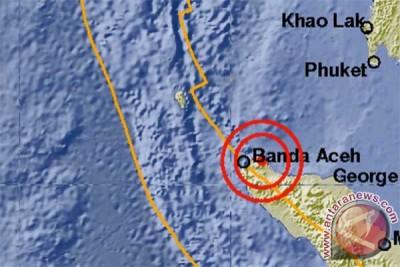 Gempa susulan 5,0 skala Richter landa Aceh