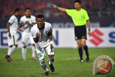 Manahati persembahkan golnya di Piala AFF untuk masyarakat Aceh