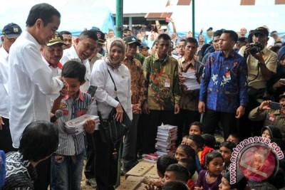 Presiden Kunjungi Pidie Jaya