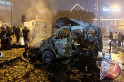 Hampir semua korban bom Istanbul adalah polisi