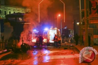 Dua bom meledak dekat stadion Istanbul, 29 orang tewas