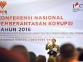 Konferensi Nasional Pemberantasan Korupsi 2016