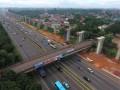 Proyek LRT Cibubur-Cawang