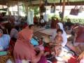 Pengungsi Korban Gempa Aceh