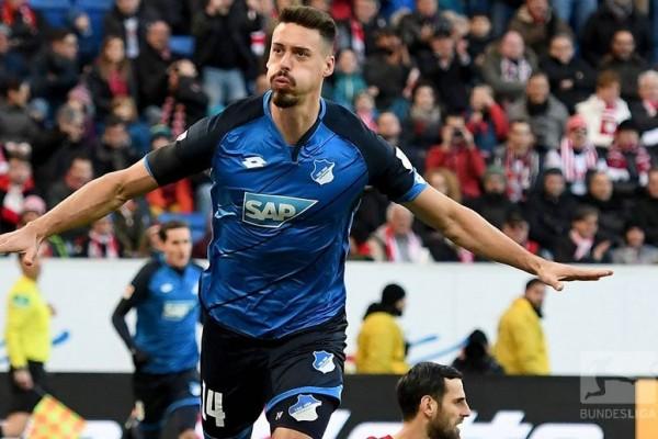 Lanjutkan Rekor Tak Terkalahkan, Hoffenheim Cukur Cologne 4 0