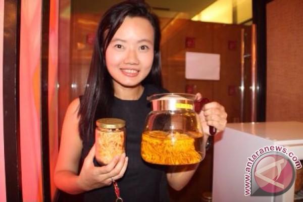 Taiwan kembangkan jamur
