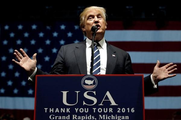 Trump perkirakan Rusia berada di balik peretasan pemilihan presiden AS