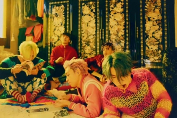 BIGBANG Tutup Tur Global Di Hong Kong
