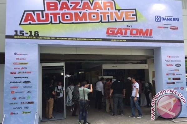 Tantangan pasar aftermarket otomotif 2017