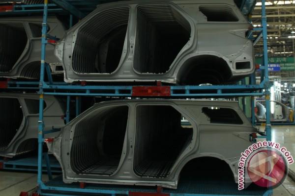 Menengok Produksi Mobil Toyota Di Pabrik Karawang