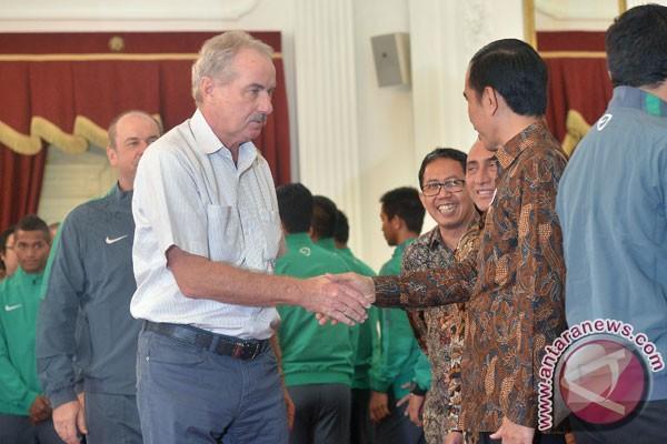Presiden bangga pada Timnas Garuda  ANTARA News