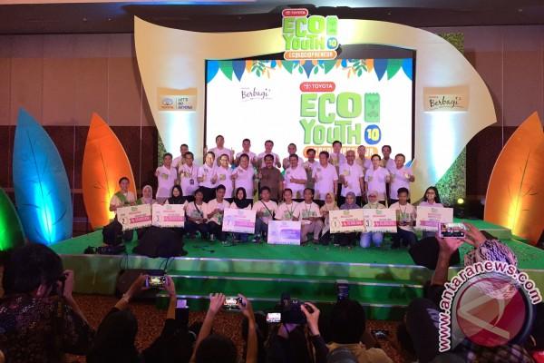 SMK PGRI Karawang menangkan Toyota Eco Youth 2016