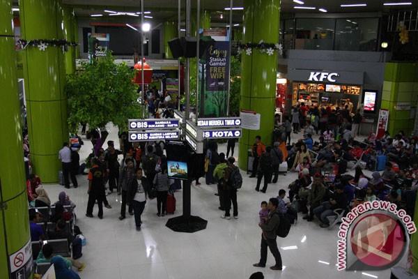 Puncak mudik Stasiun Gambir diperkirakan 24 Juni