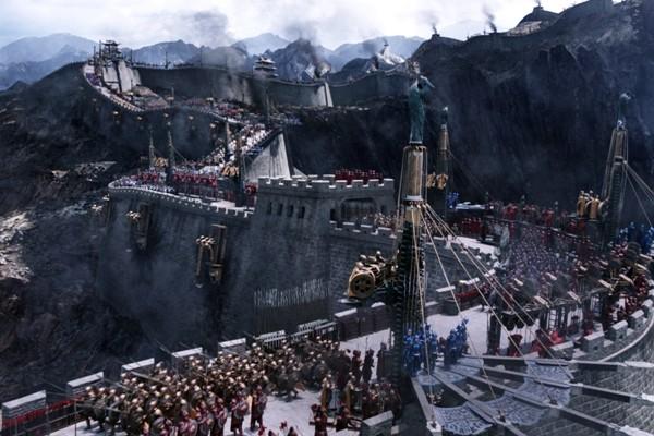 """The Great Wall"": Prajurit China-Hollywood Lawan Monster Mitos"