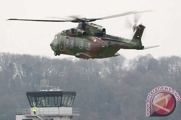 Panglima TNI: Helikopter AW-101 Merlin tidak sesuai spesifikasi