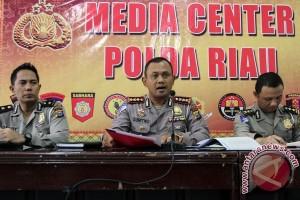 Hasil Operasi Zebra 2016 Polda Riau
