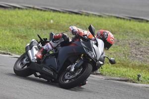All New Honda CBR250RR versi balap mulai dikembangkan