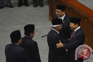 Setya Novanto kembali jadi Ketua DPR