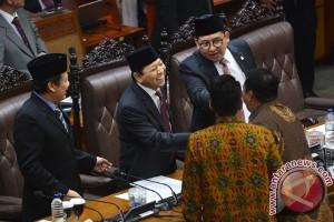 Setya Novanto resmi jabat Ketua DPR lagi