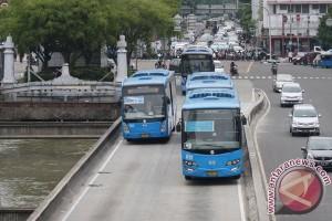 Transjakarta uji coba trayek Bekasi-Pulogebang