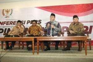 Imbauan dan pernyataan sikap MPR terkait doa bersama 2 Desember