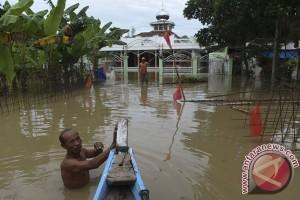 Jember juga banjir, 158 rumah terendam