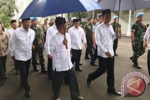 Presiden puji aksi damai dan Doa Bersama