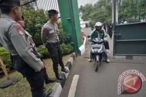 Polisi alihkan lalu lintas selama demo 212