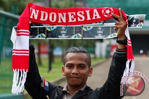 Timnas Indonesia percaya diri hadapi Vietnam