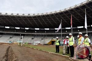Jelang Asian Games, sarana olahraga di DKI terus ditingkatkan