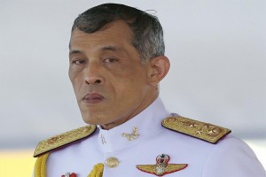 Thailand`s new king makes first public appearance