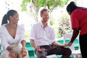 Prince Harry, Rihanna take HIV tests on World Aids Day