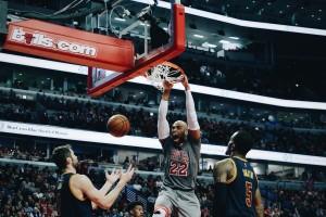 Bulls paksa Cavaliers telan tiga kekalahan beruntun