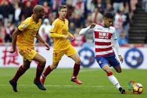 Granada permalukan Sevilla 2-1