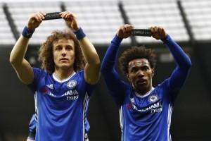 Chelsea diimbangi Stoke 1-1 pada 45 menit pertama
