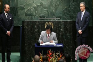 Menteri LHK: Indonesia berperan jaga lingkungan dunia