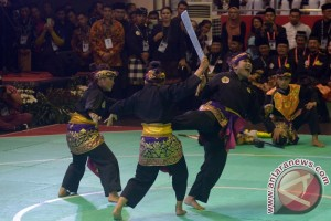 Pencak Silat World Championship begins officially