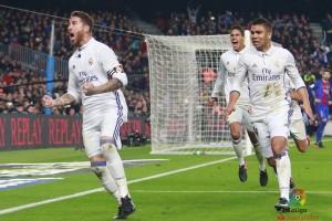 Klasemen Liga Spanyol, Real Madrid tinggalkan Barcelona